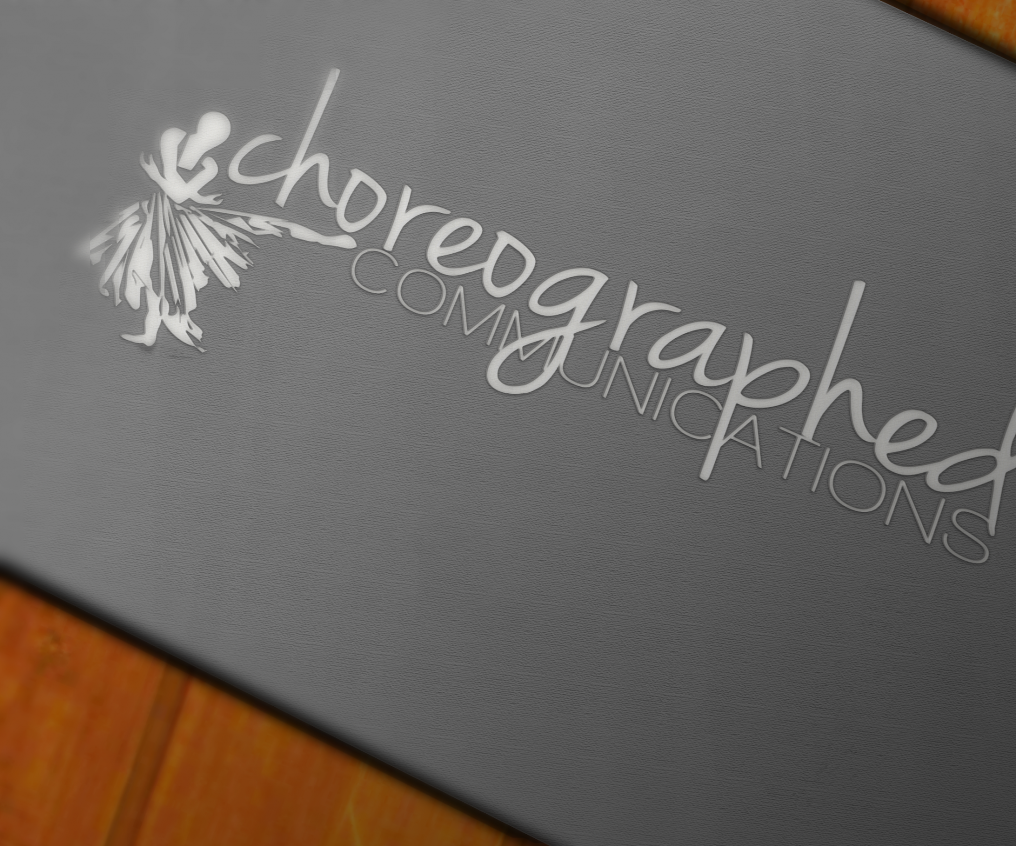 Choreographed Communications Logo Design