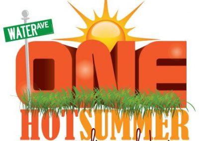 One Hot SUmmer Logo